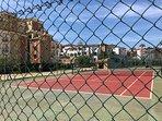 Pistas tenis y pádel