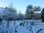 Winter outside your window