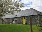 Penkiln cottage, our traditionally renovated Scottish steading