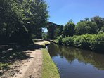 The canal is a lovely spot to walk along, with plenty of eating and drinking opportunities
