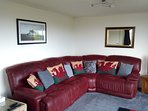 Large seating area