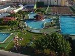 Complejo piscinas urbanizacion