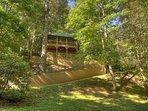 Creekside Ridge backyard