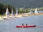 Actividades cercanas: Lago Matemale
