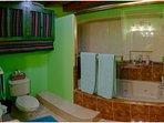 Bathroom 2 Jacuzzi Tub