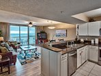 Full ocean views in this luxury condo