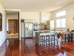Hunter Valley Accommodation - Blue Cliff Retreat - Pokolbin - Kitchen