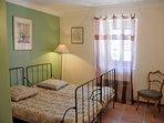 'niveau 0' : chambre à 2 lits