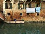 Venetian authenticity in our neighbourhood