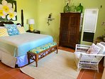 All bedrooms are screened for those guests who prefer fresh ocean breeze rather than AC.