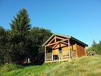 Le chalet-bungalow bois Isabelle pour 4 personnes