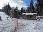 St-Urcize, station candidate à l'organisation des JO d'hiver 2022