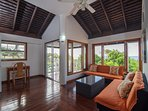 Master living room suite/AC
