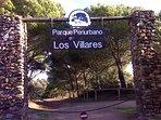 Lugar de interés. Parque de Los Villares.