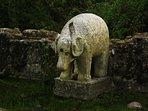 Lugar de interés: Fuente del Elefante (Sta Mª de Trasierra).