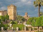Lugar de interés: Alcázar de los Reyes Cristianos.