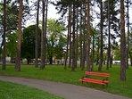 Park Mladen Stojanovic near by