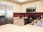 Kitchen -  Waters Edge Resort 313 Fort Walton Beach Okaloosa Island