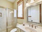 2nd Floor King Guest Bathroom