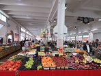 Forville market (daily farmers market) is  3 mins walk from the apartment