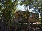 Chalet club 5 personnes camping sites et paysages l'Oasis