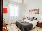 Dormitorio 2. El mejor despertar con la primera luz del amanecer tras un apacible y cómodo descanso