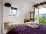 A well-proportioned and stylish room
