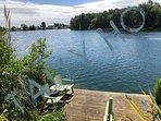 Great fishing lake plot