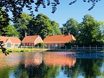 Private 300 m2 house / beautiful surroundings /close to Legoland /  West coast beaches