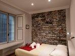 La Corte di Zizi, appartamento 'Riva: una camera da letto, il letto matrimoniale