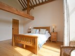 Bedroom 1 - Kingsize double bed (Granary)