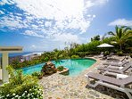 Victoria...  3BR vacation rental in Oyster Pond, St Maarten