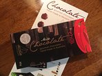 Delicious locally made Fremantle Chocolate...