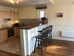 Newly Refurbished Kitchen, with all new appliances as well