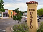 Paseo Arts District - 8 mins away: too many galleries to list, restaurants include Picasso Cafe, Sauced, Scratch