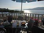 Restaurante en la playa a 200 metros