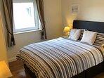 Main Bedroom has a New Kingsize Bed