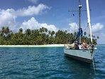 Sailboat from U$ 180,00 per person