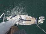 Sailboat from U$ 150,00 per person day