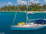 Sailboat Jenneau Sun Odyssey 49fts Private Boat U$ 700,00 x 02 persons U$ 1200,00x 04 persons