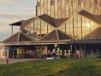 Eden Court Theatre and Arts Centre - 10 minute stroll