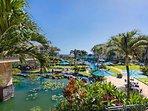Waipouli Beach Resort Fantasy Pool