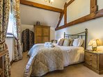 Haybarn master bedroom