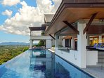 Villa Yang Som Phuket - Pool Area
