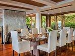 Villa Yang Som Phuket - Dining