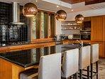 Villa Yang Som Phuket - Kitchen / Breakfast Area