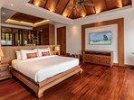 Villa Yang Som Phuket - Master Bedroom 2