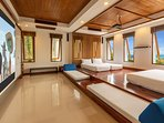 Villa Yang Som Phuket - Children Bedroom and Cinema