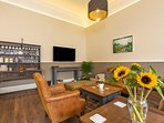 Cook's Suite - Lounge area