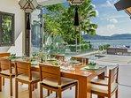 Villa Padma Phuket - Kitchen & Breakfast Area